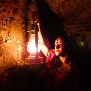 Visite à la lanterne